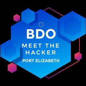 BDO Meet the Hacker PE
